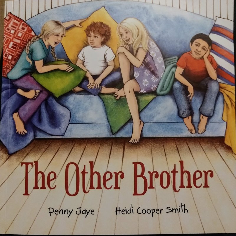 The Other Brother book cover