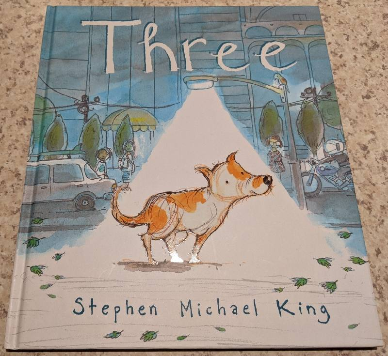 Photo of Three - Picture Book cover