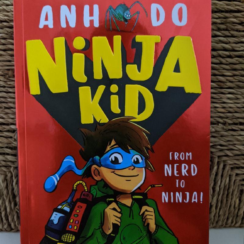 Ninja Kid Cover Image