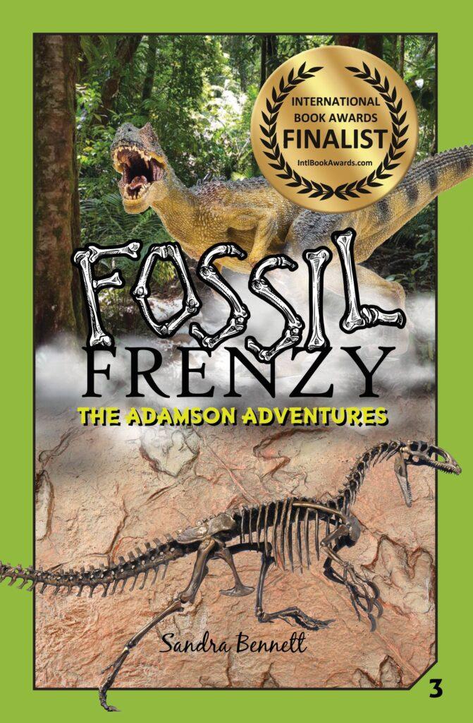 Fossil Frenzy Cover